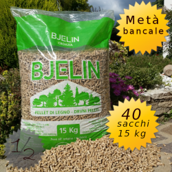 Meta' bancale Bjelin