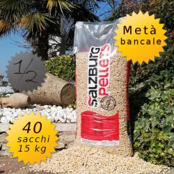 Meta' bancale Salzburg 15 kg