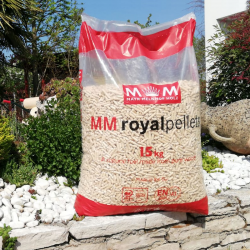Bancale MM royal pellets